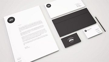 Grafica Coordinata Corporate Identity