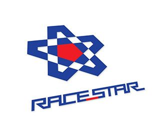 Logo Design Race Star Supermoto Team